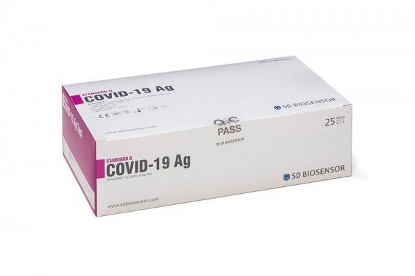 STANDARD Q COVID-19 Ag - bewährte Qualität