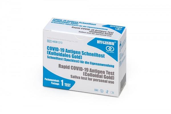 RAPID COVID-19 Antigen Test - Hygisun 1er - Selbsttest