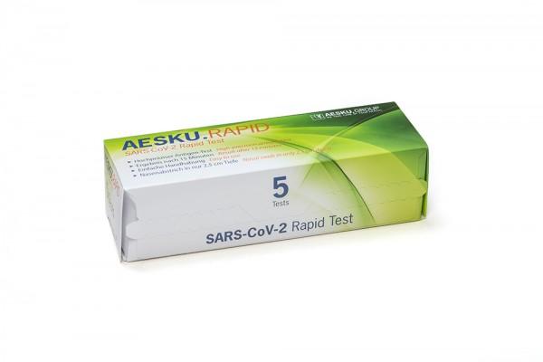 AESKU.RAPID SARS-CoV-2 Antigen-Laientest